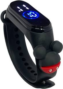 Fastyle touch black watch