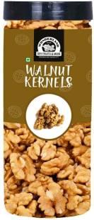 WONDERLAND Healthy Immunity Dryfruits Walnuts Kernel (350g -Jar) Walnuts