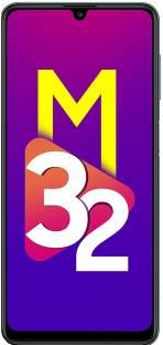 SAMSUNG Galaxy M32 (Light Blue, 64 GB)