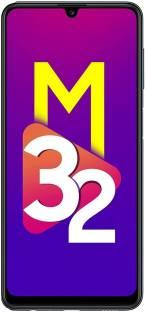 SAMSUNG Galaxy M32 (Black, 128 GB)