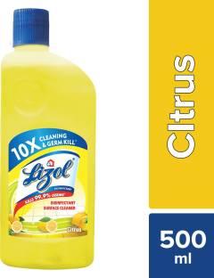 LIZOL Disinfectant Surface Cleaner Citrus