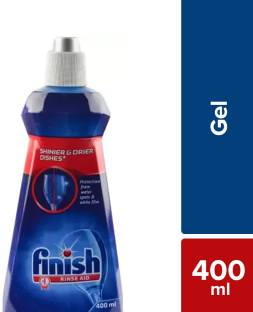 finish Rinse Aid Shine and Dry Dish Cleaning Gel