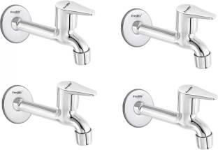 Freshly Stainless Steel JAZZ Long body Bib Tap-pack of 4 Bib Tap Faucet