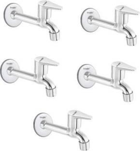 Freshly Stainless Steel JAZZ Long body Bib Cock Tap-pack of 5 Bib Tap Faucet