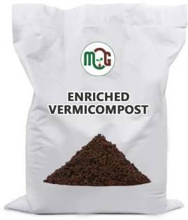 MOG Enriched Vermicompost 5kg Organic Fertilizer Fertilizer