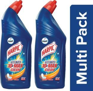 Harpic Power Plus Orange Liquid Toilet Cleaner