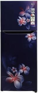LG 260 L Frost Free Double Door Top Mount 2 Star Refrigerator
