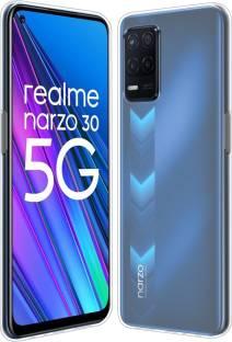 Flipkart SmartBuy Back Cover for Realme Narzo 30 (5G)