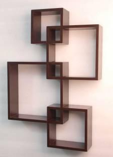 Raj Handicrafts MDF (Medium Density Fiber) Wall Shelf