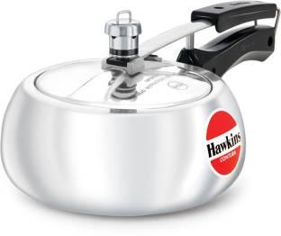 HAWKINS Contura Pressure Cooker, 2 Litre, Silver (HC20) 2 L Pressure Cooker
