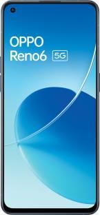 OPPO Reno6 5G (Stellar Black, 128 GB)