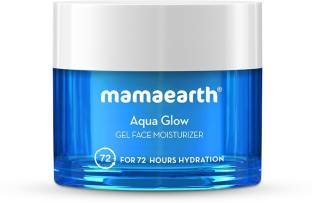 MamaEarth Aqua Glow Gel Face Moisturizer With Himalayan Thermal Water and Hyaluronic Acid for 72 Hours Hydration