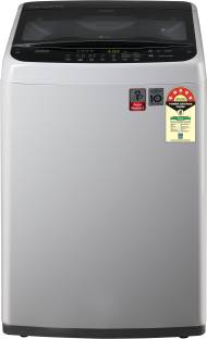 LG 8 kg Fully Automatic Top Load Silver