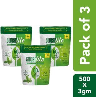 Sugarlite 50% Less Calories Sugar Sugar