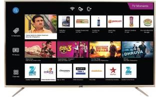 JVC 4K SMART LED TV 109 cm (43 inch) Ultra HD (4K) LED Smart Android TV