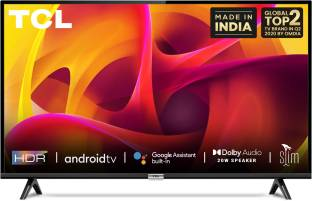 TCL 2021 Edition 79.97 cm (32 inch) HD Ready LED Smart Android TV