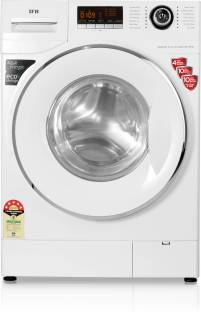 IFB 8 kg Fully Automatic Front Load with In-built Heater White