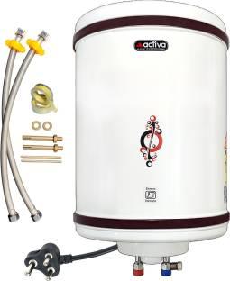 Activa 25 L Storage Water Geyser (HOTLINE 5 STAR, IVORY)