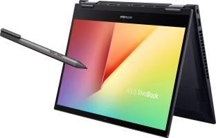 ASUS VivoBook Flip Ryzen 5 Hexa Core - (8 GB/512 GB SSD/Windows 10 Home) TM420UA-EC501TS 2 in 1 Laptop