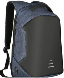 OL SKOOL OLSK011 Blue Waterproof Backpack