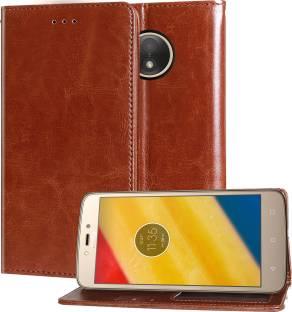 Unistuff Back Cover for Motorola Moto C Plus