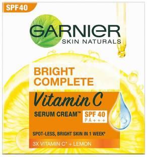 GARNIER Bright Complete VITAMIN C SPF40/PA+++ Serum Cream