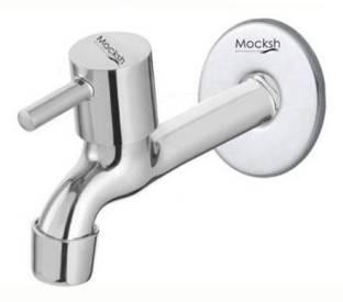 Mocksh Premium Quality Stainless Steel TURBO Collection Long Body Bib Cock Tap Bathroom Tap Foam Flow ...