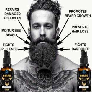 7 Days beard serum