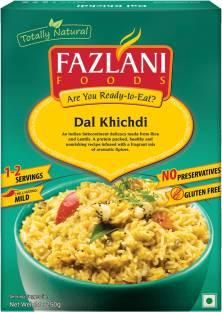 FAZLANI FOODS Ready to Eat Dal Khichdi (1 Pack-250gms ) 250 g