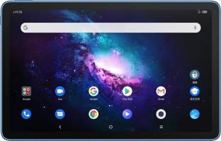 TCL 10 TAB Max 4 GB RAM 64 GB ROM 10.36 inches with Wi-Fi+4G Tablet (Blue)