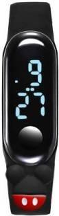 McLarenquartz Digital M3 & M5 Sports LED Band Watch