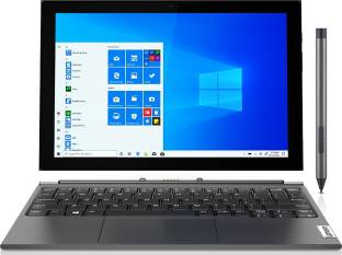Lenovo Tab Ideapad Duet 3 with Bluetooth Keyboard and Digital Pen 4 GB RAM 128 GB ROM 10.3 inches with...