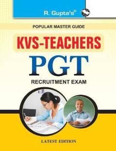 KVS Teachers PGT Recruitment Exam - (Common Subjects) 2021 Edition