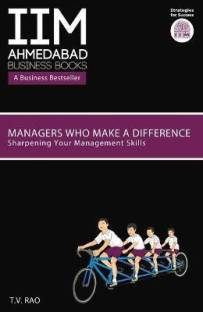 Managers Who Make A Difference- IIMA