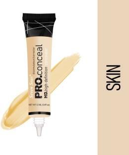 SEVEN SEAS PRO.Concealer HD.High-Definition Concealer In Skin Color Concealer