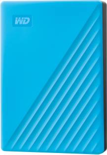 WD 5 TB External Hard Disk Drive with  5 TB  Cloud Storage