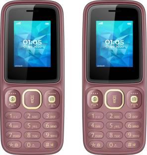 I Kall K777 Combo Of Two Mobiles