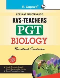 Kendriya Vidyalaya Sangathan Teachers Pgt 2022 Edition