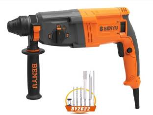 Sauran 800w Hammer Drill 26MM with Drill, Hammer, Chisel, Reverse Forward Function With warranty 800w ...
