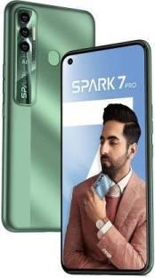 Tecno SPARK 7 Pro (Spruce Green, 64 GB)