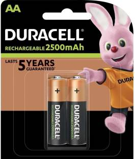 DURACELL Ultra A A - 2 Pcs - 2500 mAh  Battery