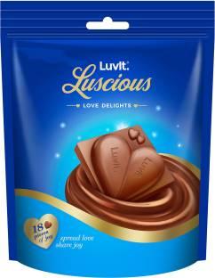 LuvIt Luscious Love Delights Bars