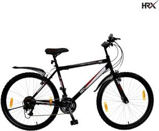 HRX XTRM CT 500 85% Assembled 26 T Hybrid Cycle/City Bike