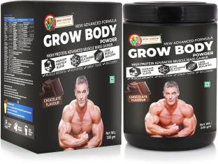 BEST CHOICE NUTRITION GROW BODY FOR WEIGHT GAIN MUSCLE BUILDING AND MUSCLE MASS GAIN Whey Protein
