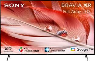 SONY X90J 138.8 cm (55 inch) Ultra HD (4K) LED Smart TV