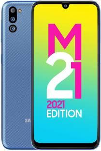 SAMSUNG M21 2021 Edition (Arctic blue, 64 GB)