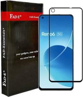 FAD-E Edge To Edge Tempered Glass for OPPO Reno6 5G, OPPO Reno 6