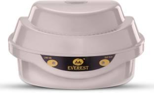 Everest EPS 50 Voltage Stabilizer Used for Single Door Refrigerator (Working Range : 130 V - 290 V) Grey