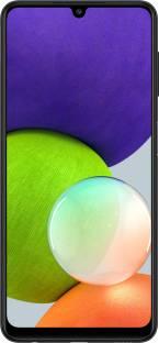 SAMSUNG Galaxy A22 (Black, 128 GB)