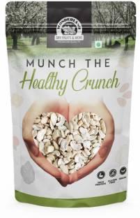 WONDERLAND Cashews 4 Piece Split Nut, Big Size, (Kaju Tukda) Dry Fruit,450 Grams Cashews
